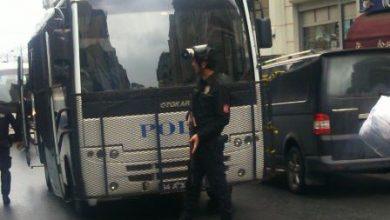 sirkecide polisten polise gaz siteye