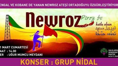 newroz ÃaÄŸrÄ