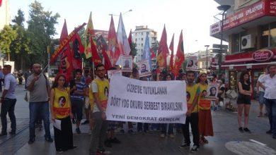 YDG İzmir eylemi