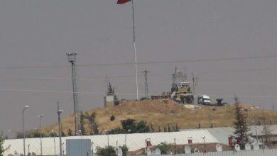 suriye sınırı askeri birlik