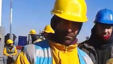3.köprü işçileri direnişte