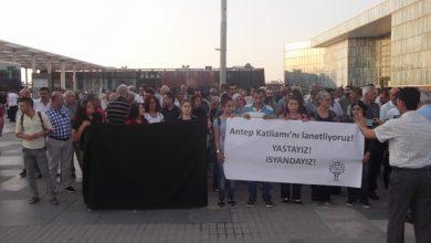 bursada antep protestosu
