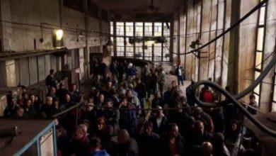 Bulgaristanda maden işçilerinin işgal eylemi sürüyor
