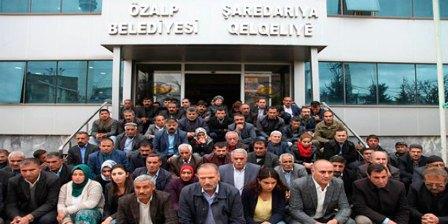 Qelqelide kayyum belediye emekçilerini işten attı