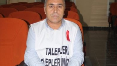 DBP Eş Genel Başkan Yardımcısı Seydi Fırat tutuklandı