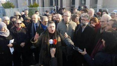 Nöbetçi yayın yönetmenleri davası ertelendi