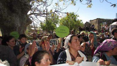 kazdaglari protestosu