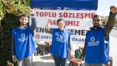 plaza işçileri 37. günde direniyor