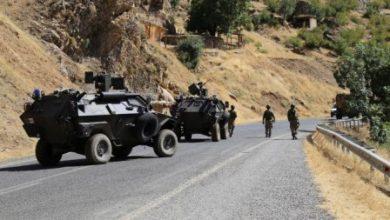 Hasankeyfte askeri operasyon öncesi sokağa çıkma yasağı