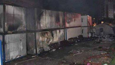 İstanbulda kağıt toplayıcısı 3 kişi yangında hayatını kaybetti
