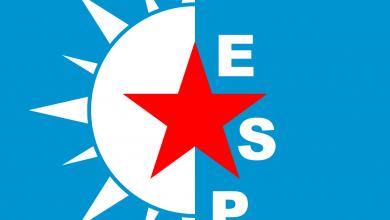 ESP Saldırılara en güçlü cevap 1 Mayısta alanlarda verilecek