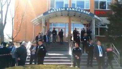 eskişehir osmangazi ğüniversitesine silahlı saldırı